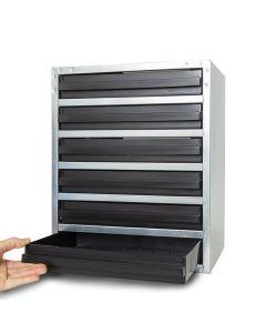 raaco 6 drawer ESD Cabinet Raaco drawer 103725
