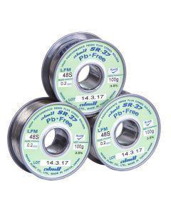 Lead Free Solder Wire 0.2mm gauge