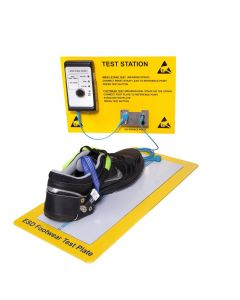 ESD Wrist Strap and Footwear Test Station ESD126