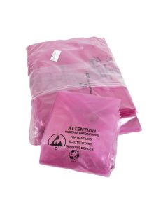 Large anti static bin bags