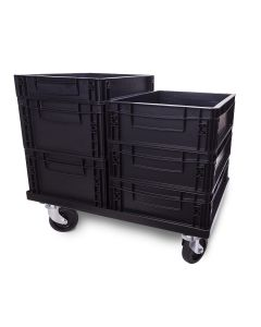 ESD Euro Stacking Container Trolley