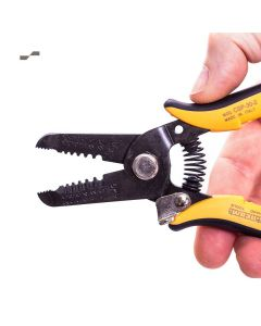 Multi use wire stripping tool for awg 20-10