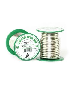 Solid Lead Free Solder Wire 250g