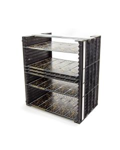 PCB Rack with 21 slots