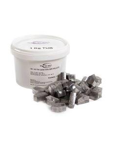 Tin lead solder pellets 1 kg Tub