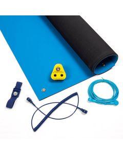 ESD Workstation 1 Royal Blue 900