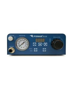 The Fisnar DC50 front panel with digital dispaly